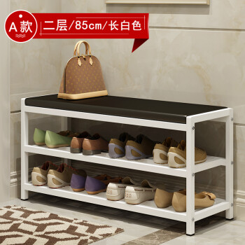 shoe organizer furniture. Shoe Rack Multilayer Iron Door Easy Change Shoes Stool Special Home Budget Hostel Mini Slippers Storage Shelves Small Dust-proof Organizer Furniture