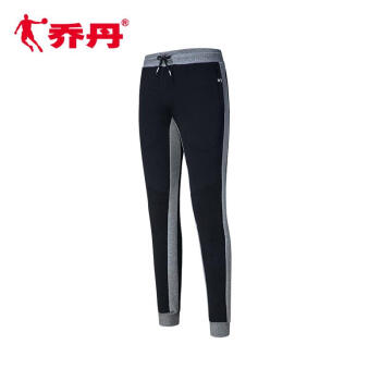 449087ce13f73f Jordan official flagship store women s pants winter women s sports pants  running fitness knitted trousers comfortable warm strap trousers black Dark  flower ...