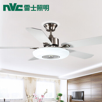 NVC (NVC) NVC fan l& NVC lighting retro ceiling fan l& European restaurant chandelier imitation wood-grain fan glass l& white wind 18 watt remote ...  sc 1 st  Ezbuy & NVC NVC Lighting Flagship Store Products on Sale u2013 Cheap Prices ...