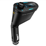 Home Audio & Video-Car Kit MP3 Player Wireless FM Transmitter Modulator USB SD LCD Remote on JD