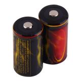 Electronic Accessories-2pcs 18350 1200mAh 3.7V Li-ion lithium lion Rechargeable Battery on JD