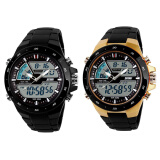 Men's Watches-SHENSEE?  Readeel Men Sports Watches Waterproof Fashion Casual Quartz Watch Digital & Analog Military Multifunctional Men Watch on JD