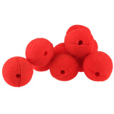 Dresses-VKTECH  10 PCS Party Sponge Ball Red Clown Magic Nose for Halloween Masquerade Ball on JD