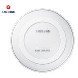 Phone Accessories-Samsung Galaxy S6 / S6 Edge High Quality Qi Wireless Fast Charger Charging Pad Charger on JD