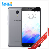 "Original Meizu m3 note Helio P10 Global version 4G TD/FDD LTE Octa Core OTA(gray) Android 5.5"" 1080P 4100mAh"