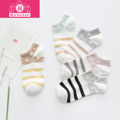 Women's Socks-Madallo (5 pairs) socks female socks socks socks socks socks on JD
