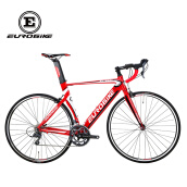 Bikes-EUROBIKE 54CM Road Bikes 54CM Aluminum Bicycle 16 Speed 700C Inches Wheel Road Bike on JD