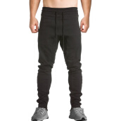 Sweatpants-MECH-ENG Men's Active Joggers Pants Fitness Bodybuilding Gym Workout Running Trousers with Zip Pockets in 5 Colors on JD