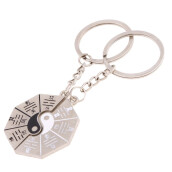 Key Chains-1PAIR  Couple Key Chain Key Ring Keyfob Love Gifts Couples Partner Multi Styles on JD