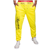 Sweatpants-Zogaa Autumn And Winter New Men's Active Pants Printing Casual on JD