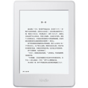 Electronic Education-Kindle Paperwhite new upgrade 6 inch eye protection non-reflective electronic ink touch screen wifi e-book electronic paper book reader white on JD
