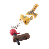 Dust Plug-Newest Cat Playing Ball 3.5mm Anti Dust Earphone Jack Plug Stopper For Phone on JD