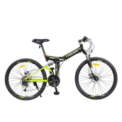 Bikes-Forever Speed 24 Folding Bicycle on JD