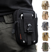 Waist pack-1x Mens Bag Accessories Belt Fanny Pack Waist Pouch Backpack Tactical Mini on JD
