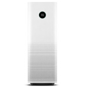 Health Monitoring Devices-MIJIA millet air purifier pro home bedroom mute intelligent anti-bacterial formaldehyde formaldehyde haze dust PM2.5 haze table screen display on JD