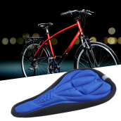 Bikes-Thick Cycling Bicycle EVA Pad Seat Saddle Cover Soft Bike Cushion Pad on JD