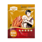 Pet Feeding-McDonald's Myfoodie Dog Snacks Luxury Nutritious Chicken Meat 400g on JD