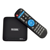 Set Top Box-MECOOL M8S PRO+ 4k Streaming Android 7.1.1 Amlogic S905X Smart TV Box 2GB/16GB WIFI 4Kx2K@60fps VP9 HDR10 on JD