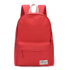 Joy Collection / Kimura Yoji (MCYS & JPN) Korean version of canvas shoulder bag handbags autumn and winter new women trend simple wild backpack male middle school students 5X29 red