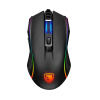 Sades ghost RGB wired optical macro mouse (matte black) lol peripheral gaming computer USB mouse macro programming eat chicken Jedi survival big escape the mouse, Joy Collection  - buy with discount