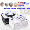 Wisremt / 60120pcs 3M Double Sided Foam Tape Strong Pad Mounting Rectangle Adhesive Tape Free Shipping