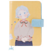 Joy Collection / Kinbor leather A6 handbook book  schedule notebook hand book  stationery notebook flamingo DTB6158