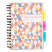 Joy Collection / Guangbo GuangBo 25K126 sheet grid coil notepad  stationery notebook time mirror FB60505