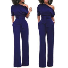 price historyWomens Clubwear Playsuit Bodysuit Party Jumpsuit & Romper Wide Leg Long Trousers on joybuy