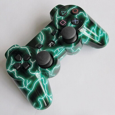 Wireless controller PS3 six axis electric current