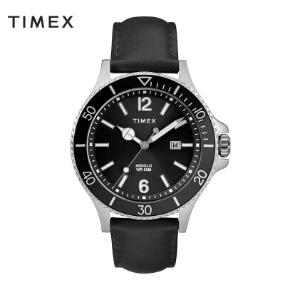Tianmei TIMEX outdoor sports fashion luminous watch male atmosphere black TW2R64400
