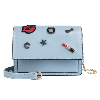 Small fragrance rhombic chain bag small ck limited foreign gas network red small black wild sense ins fairy Messenger bag