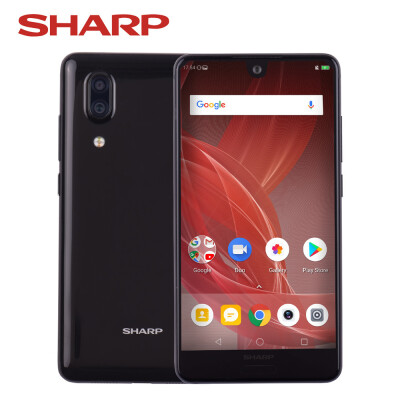 Global Version Sharp AQUOS S2 C10 Mobile Phone 4GB64GB 55inch FHD Android80 Snapdragon 630 Octa Core 12MP8MP Dual Rear Camera