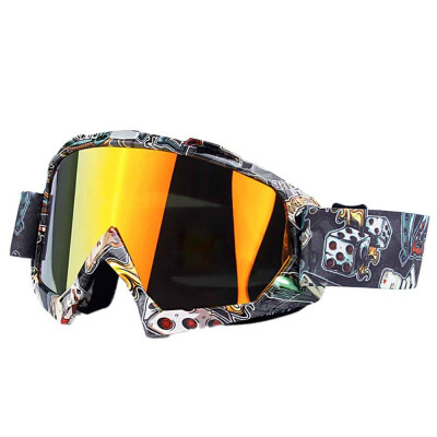 Outdoor riding equipment bicycle riding glasses outdoor shavings motorcycle goggles protective ski glasses