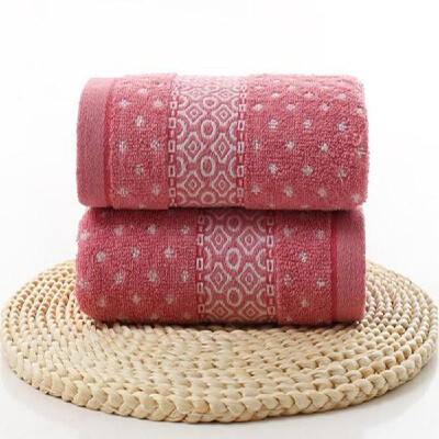 1Pcs Face Towel Ultra Soft Highly Absorbent Supper Comfy Towel Home Essential 7335cm