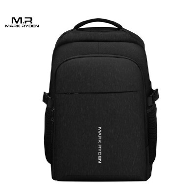 MARK RYDEN 156IN Portable Outdoor Anti-Theft Waterproof 2 Pocket Large Capacity Multi-Function Business Backpack With USB Charge