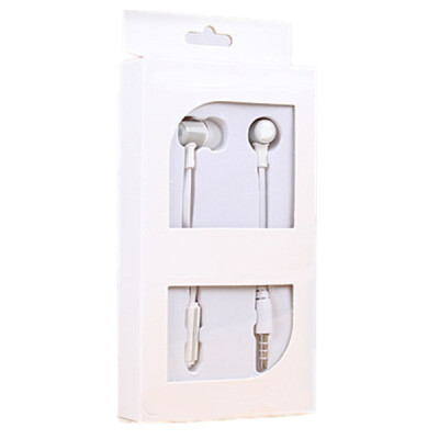 3.5 mm stereo Earphone Headphone Headset Earphone for iphone 6 5 brand original htc samsung with mic