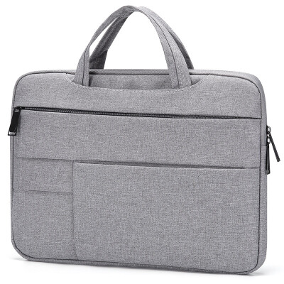 Ninth City VNINE Apple Dell ASUS Computer Bag Portable 14-inch Notebook 156-inch Men&Women Computer Sleeve Bag 133-inch VD8BV12990J Gray