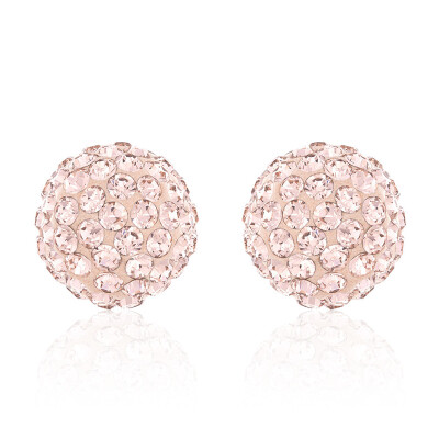 SWAROVSKI Swarovski Blow Rose Gold Earrings 5117726