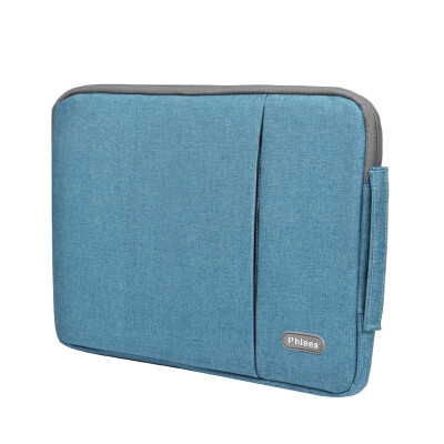 Phlees computer bag 14-inch extraordinary series Apple Lenovo Dell Asus laptop bag MacBook airpro liner bag cover blue