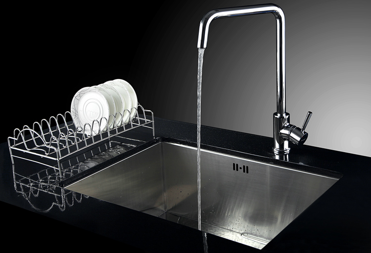 Huayi PX56C kitchen faucet hot and cold water copper sink sink ...